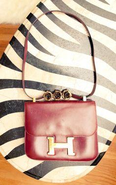 R-r-r-r-ruby red Hermès! http   www.thecoveteur.com  214ebc6eb3e59