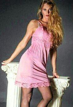 Shoulder Dress, One Shoulder, Vintage Underwear, Slip On, Formal Dresses, Lady, Heaven, Fashion, Petticoats