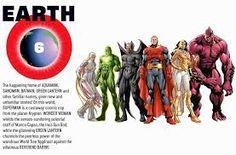 DC Comics, multiple earths, Multiversity, guidebook, inhabitants, explored; Just Imagine
