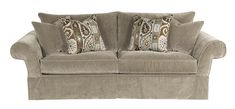 2670 HMR 2-Seater Stationary Sofa by HM Richards