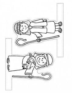 scène de la Nativité Free Christmas craft from my Easy-to-Make Bible Crafts book Preschool Christmas, Christmas Nativity, Christmas Activities, Christmas Crafts For Kids, A Christmas Story, Christmas Art, Bible Story Crafts, Bible Crafts For Kids, Book Crafts