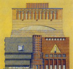 whitney museum proposal michael graves 1987