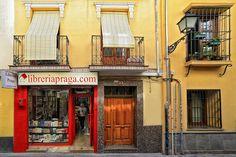 Librería Praga. C/ Gracia, 33. Granada. 958 520 101