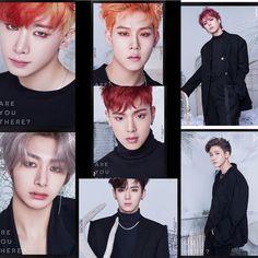 7 hot af men x 7 💕💕💕💕💕💕💕 Monsta X Wonho, Shownu, Jooheon, Innocent Man, Yoo Kihyun, Hyun Woo, My Soulmate, My Prince, Guilty Pleasure