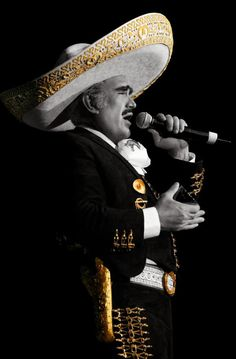 Went to 4 of Vicente Fernandez's concerts Once in Sacramento and 3 in Stockton I adore him