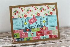 Sweet Stamp Shop - Jessica Pascarella - Sweet Tutorial Tuesdays