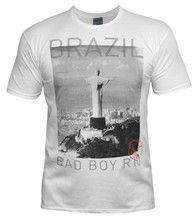 #Badboy #brazil T-shirts