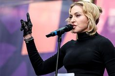 chime for a change madonna 650 430 Madonna Plastic Surgery #MadonnaPlasticSurgery #Madonna #celebritypost
