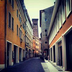 Padova nel Padova, Veneto