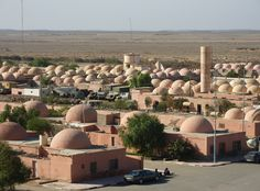 Laayoune - Spanish military barracks