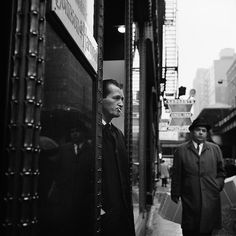 Black and White Street Portraits by Then-Unknown Photographer Vivian Maier from the 1950s-60s http://shar.es/TgZc6