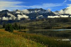 Mountains mountains mountains.