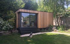 Examples | Green Studios Garden Studio, Garden Art, Garden Ideas, Garden Home Office, Home And Garden, Tiny House Hotel, Garden Lodge, Office Pods, Gym Room At Home