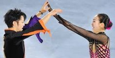 「mao asada daisuke takahashi」の画像検索結果