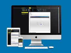 ControlBox es un software multilenguaje para empresas para hacer envío de dinero, courier, carga, y logística. Para ellos se hizo un manual web en HTML.  Año 2014.