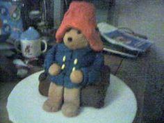 Paddington Bear for Hector's first birthday