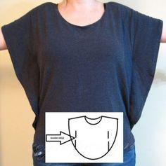 J'avais gardé en stock quelques patrons de t-shirts que je souhaitais réaliser. Des patrons gratuits trouvés sur Pinterest, faciles et rapides à réaliser. Un petit tour chez Stop tissus pour …