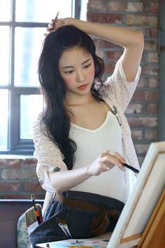 Son Na Eun Apink❤7th Mini Album [ONE & SIX] 180703 Girl Day, My Girl, Korean Beauty, Asian Beauty, Apink Naeun, Elegant Wedding Hair, Ulzzang Korean Girl, Grunge Girl, Korean Celebrities