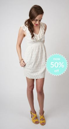 Amy Dress now 50%off!