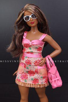 Curvy Barbie