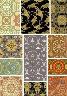 TURKISH textile & pattern