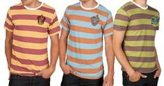 Hogwarts House TShirt by FanFash on Etsy, $30.00