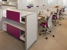 Steelcase office products #focusedwork #officedesign #semiprivate