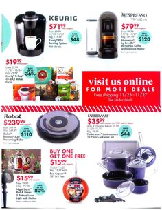 Bed Bath and Beyond Black Friday 2017 Ad Scan, Deals and Sales Bed Bath and Beyond's 2017 Black Friday hours and ad haven't been leaked yet, but we'll have them here when they are! Bed Bath and Beyond offers home . Latest Bed, Black Friday Ads, Presidents Day Sale, Christmas Tree With Gifts, Home Decor Furniture, Kids House, Bedding Shop, Weekly Circular, Color Blocking