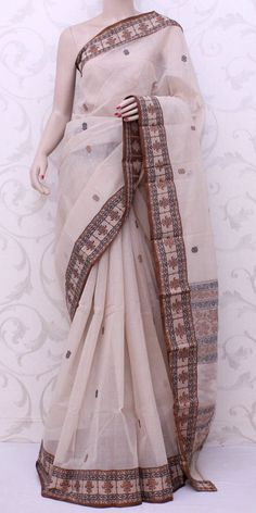 Bengal Handloom Tant Saree (Cotton) 13053