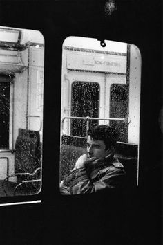 Man on Train,1959