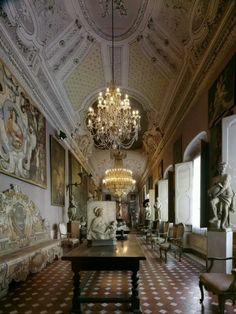 Palazzo Magnani Feroni Florence,  Italy