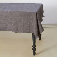 Classic Linen Tablecloth