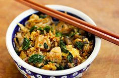 Turkey and Kale Fried Rice — Punchfork