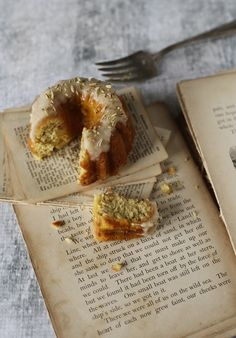 Toasted Fennel & Orange Morning Cakes - Roost - Roost: A Simple Life