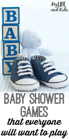 Planning a baby shower? These 15 baby shower games will ensure everyone has fun - and fit with any party theme!