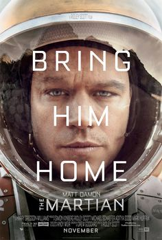LOVED this movie! Starring Matt Damon, directed by Ridley Scott...I love the soundtrack, too!