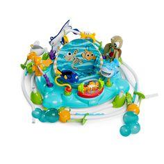 Disney Finding Nemo Sea of Activities Jumper, - Baby Care Disney Babys, Baby Disney, Baby Sense, Baby Jumper, Baby Supplies, Finding Nemo, Natural Baby, Free Baby Stuff