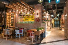 F ALLDAY Restaurant,  Fodele Beach & Waterpark   Holıday Resort, Heraklion/CRETE/GREECE  2017-design by Tulay TOSUN