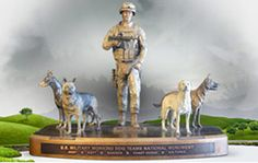 Help Petco and Natural Balance raise money to build the National Monument to Military Working Dogs #MWD.   http://www.naturalbalanceinc.com/national-service-dog-month.aspx#