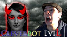 Cleverbot Evie | SHE KNOWS MY REAL NAME! | Evie is EviL