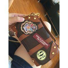 bag New Harry Potter Hogwarts Wallet - Ineffable Shop for Kirah's birthday
