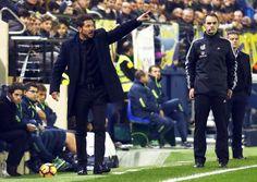 La crisi dell'Atletico Madrid e di Simeone: si è spenta la garra? - http://www.contra-ataque.it/2016/12/13/atletico-madrid-simeone-crisi.html
