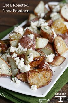 feta roasted new potatoes feta roasted new potatoes baby red potatoes ...