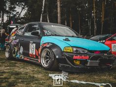 #mitsubishi #racecar #pandem #rocketbunny Mitsubishi Colt, Jdm Cars, Car Stuff, Evo, Race Cars, Fancy, Vehicles, Ideas, Old Cars
