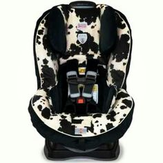 My favorite carseat out of the 3 I have. It's front & rear facing and is for 5lbs and up. It looks super comfy and is great for the kids to grow with. <3