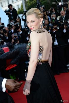 Cannes 2014 : Cate Blanchett Givenchy