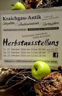 Zur Herbstausstellung