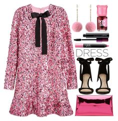 """So Pretty: Dreamy Dresses"" by alaria ❤ liked on Polyvore featuring Simons, H&M, ALDO, Amrita Singh, Benefit, NARS Cosmetics, MAC Cosmetics and dreamydresses"