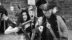 The Pirate Weekend in Conwy – A Leica M Monochrom (Typ 246) Gallery
