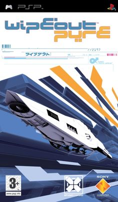 For Wipeout Pure on the PSP, a box shot for the EU - release on GameFAQs. Helmut Schmid, Designers Republic, Poster Design, Games Box, Corporate, Mosaic Designs, Video Game Art, Graphic Design Typography, Box Art